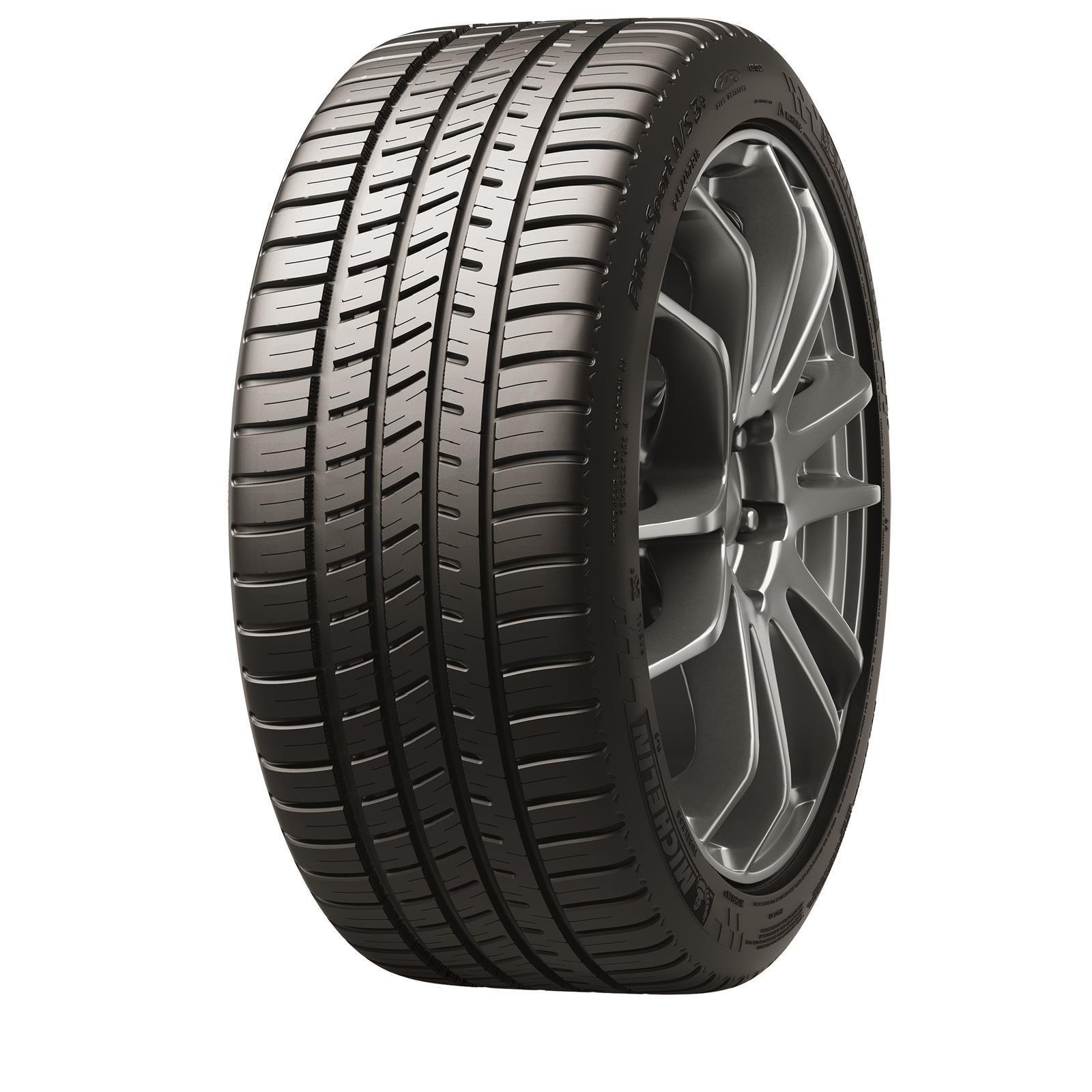 Michelin Pilot Sport A S Plus Tires 295 35 20