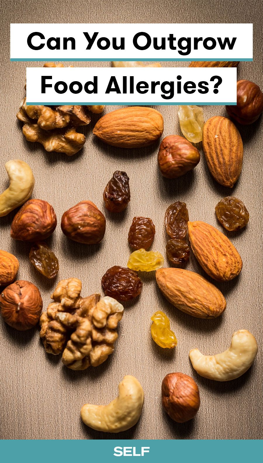 Can You Outgrow a Food Allergy? Signs of food allergies