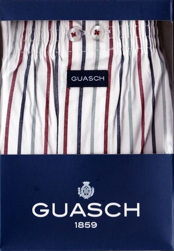 Boxer de Tela Guasch http://www.varelaintimo.com/marca/9/guasch