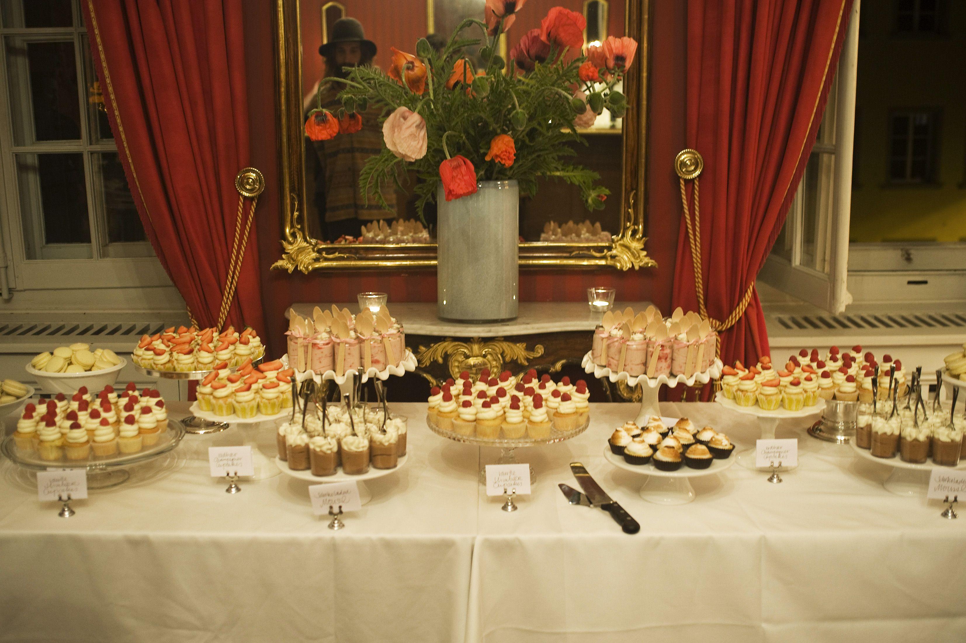 Casino dessert table casino dessert table party food