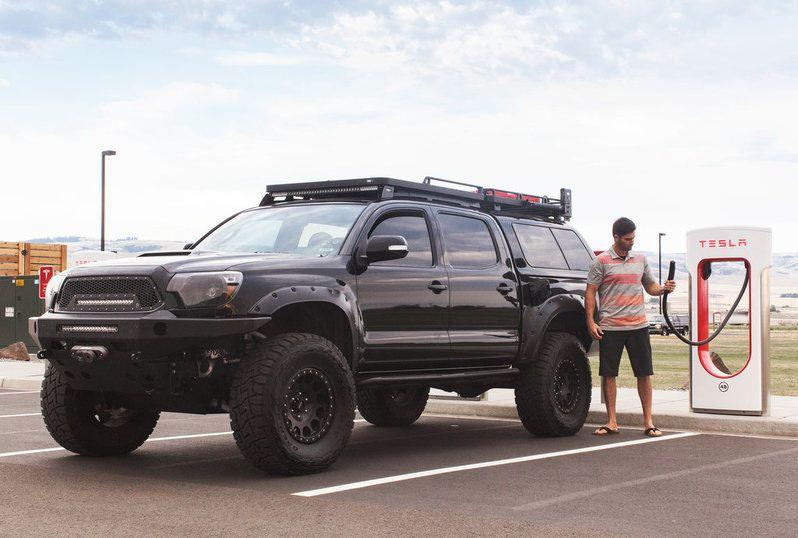 DefconBrix [ overland Tacoma build ] | Toyota Tacoma ...