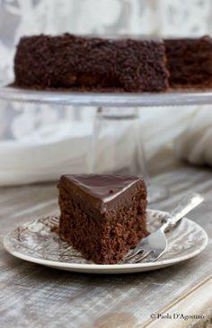 Photo of La bottega delle dolci tradizioni: Torta di cioccolato e mandorle