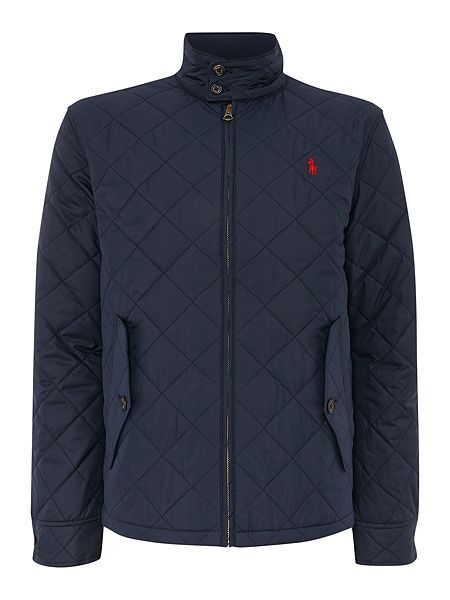 876b93bcfb55 Polo Ralph Lauren Barracuda Quilted Jacket