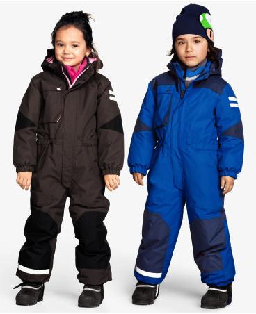 Hm Overalls Snow Gear For Kids On Redsoledmomma Com