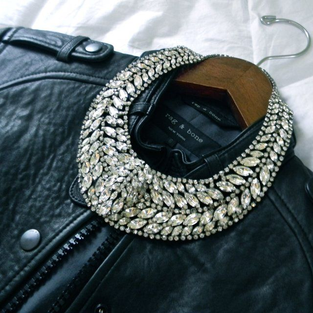 Crystal Bib Necklace