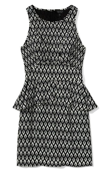 f313859f8e6c If you re straight up and down… A peplum creates curvy hips—even if they re  imaginary. Topshop