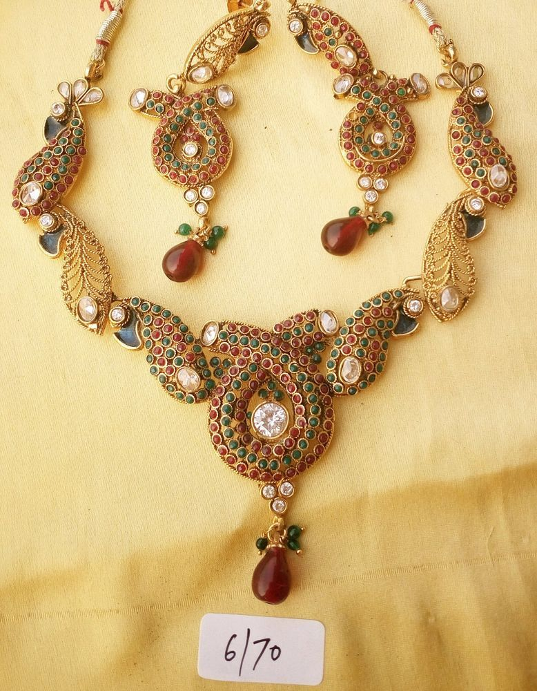 indian royal pendant img wm collection set jewellery gold