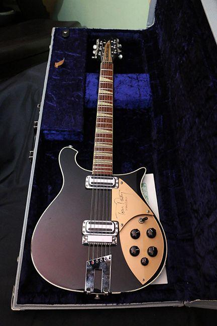 "Rickenbacker ""Tom Petty"" Signature"