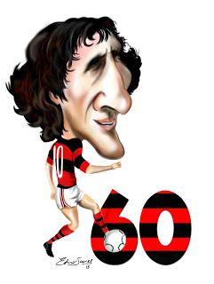 Zico 60 anos