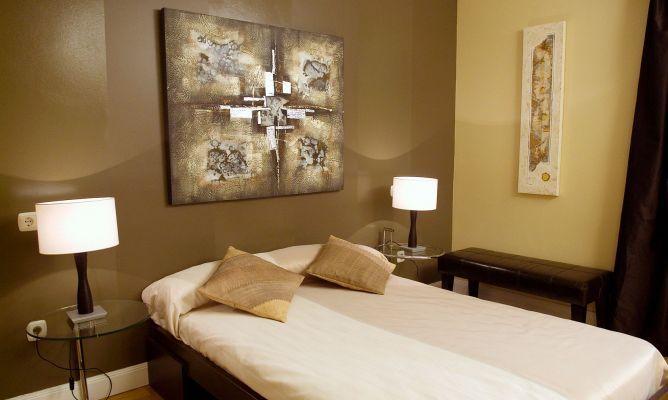 T cnicas y tendencia pintura en paredes decoracion - Programa para pintar paredes ...