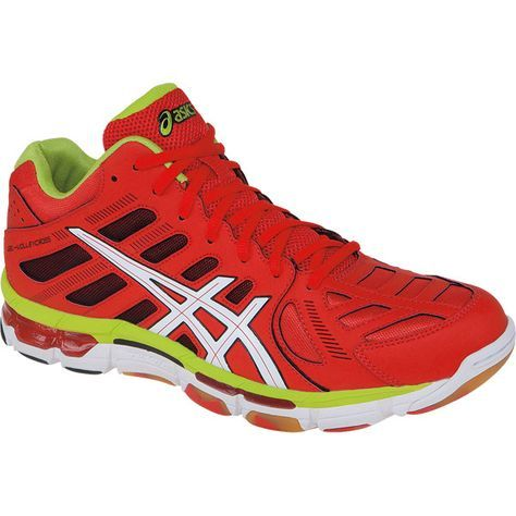 Asics Men's B305Y Gel Volleycross Revolution MT in Blood