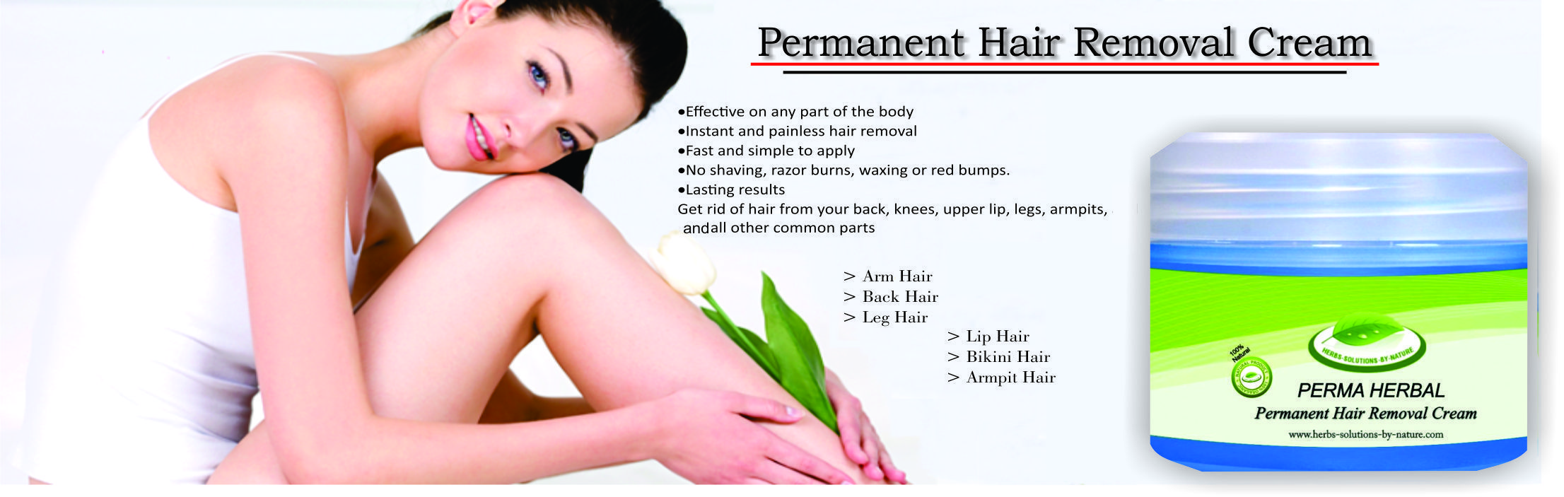 Permanent Hair Removal Cream A Cheap And Effective Solution Hair