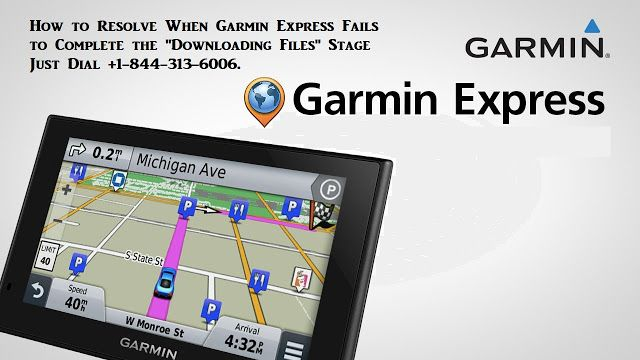 Garmin GPS Helpline Number 18443136006 How to Resolve