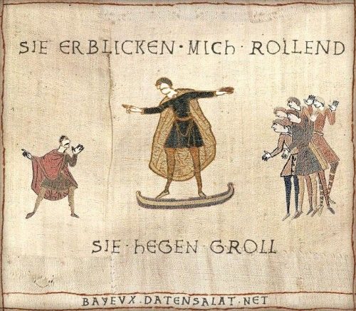 Medieval Times Quotes: They See Me Rollin', They Hatin' (Mittelalter Memes