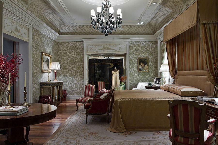 Camere Da Letto Tradizionali : Camere da letto in stile vittoriano camere da letto