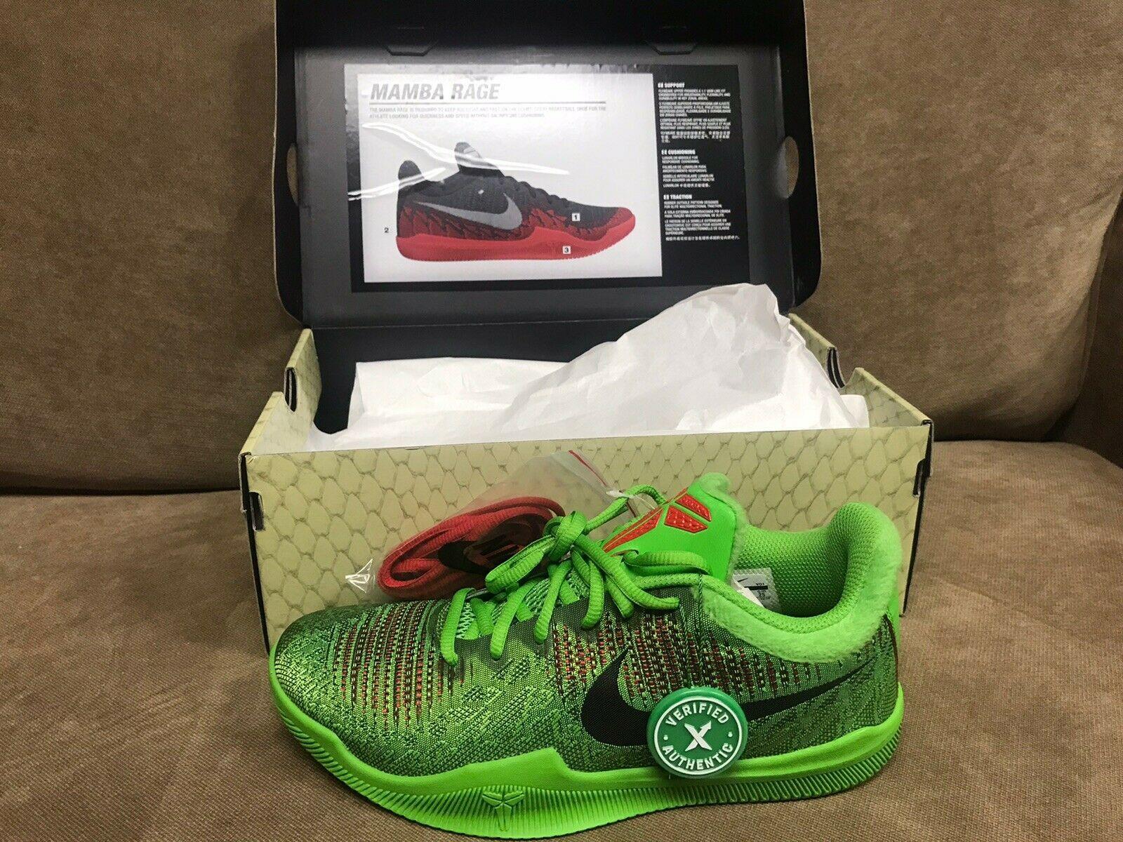 NIKE MAMBA RAGE 908972-300 Men  Shoes BOX LIMITED SALE