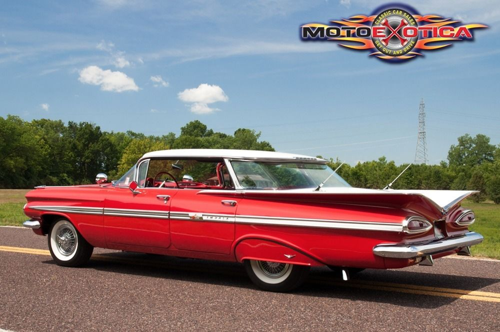 1959 Chevrolet Impala Sports Sedan
