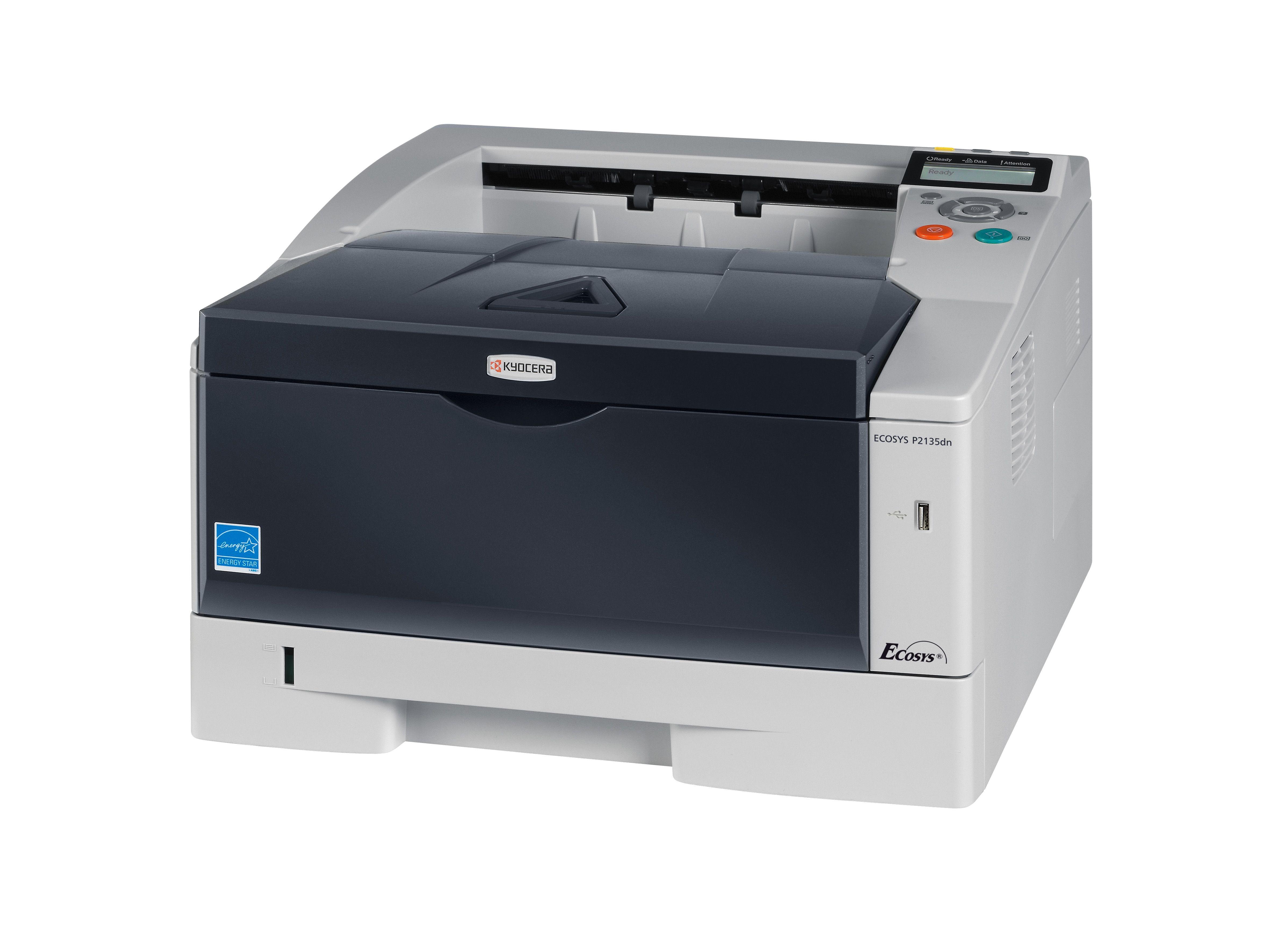Kyocera Ecosys P2135dn Kl3 Epson Lq Ibm Proprinter Microsoft Xps Pcl 5c Pcl 6 Kyocera 8b62pjn1 Laserdrucker Hier Klic Laserdrucker Drucken New Classic