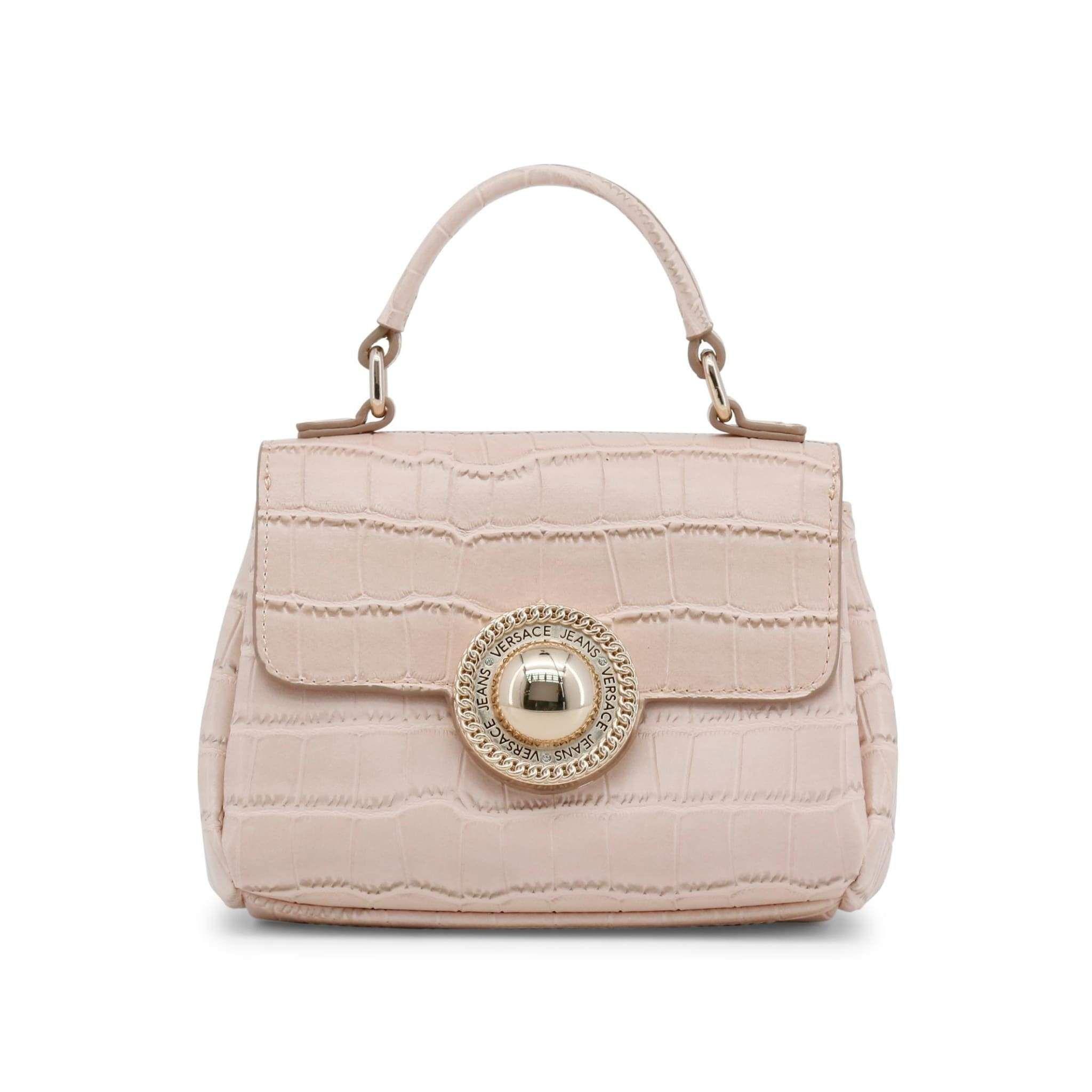 Versace Jeans Women Pink Handbags 101845e53b