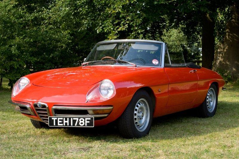 Alfa Romeo Spider Veloce Roundtail Pertaining To Alfa - 1967 alfa romeo spider for sale