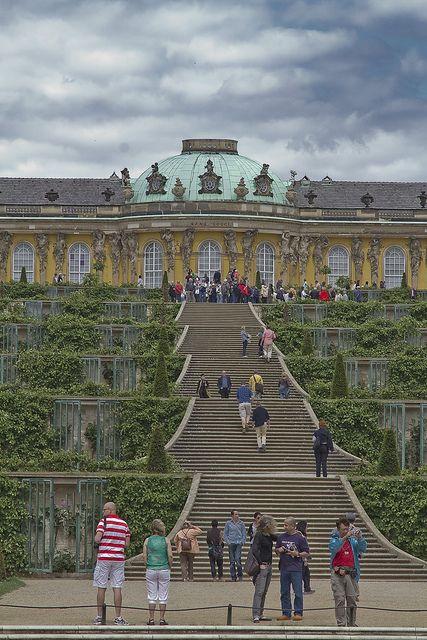 Potsdam, Germany by andi2907, via Flickr