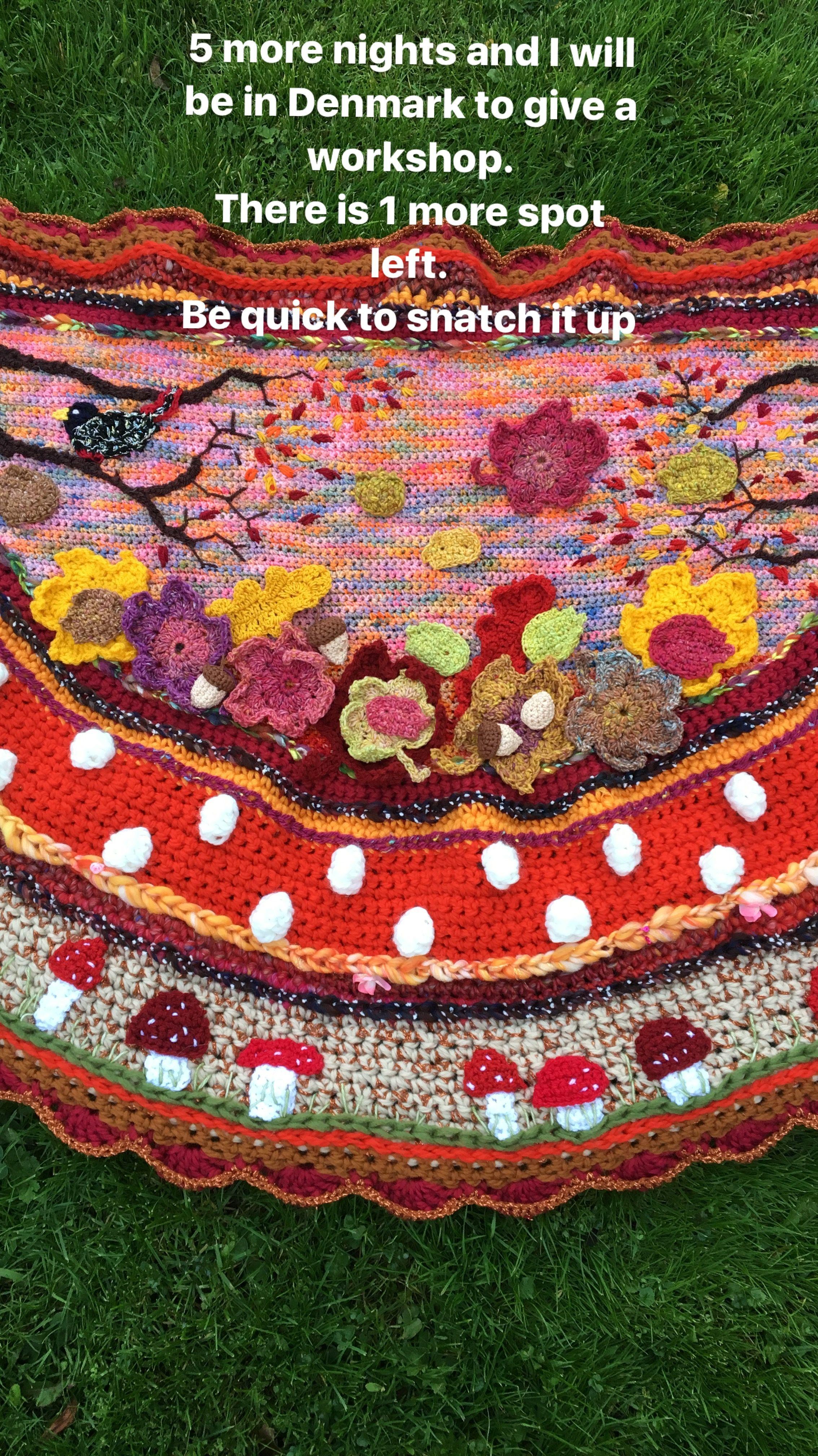Wwwcrochetshawlcom Pattern Available Pollevie Crochet