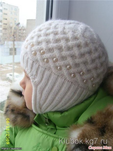 Шапки с ушками, Шлемы | Детские шапочки, Шапочка и Детское ...