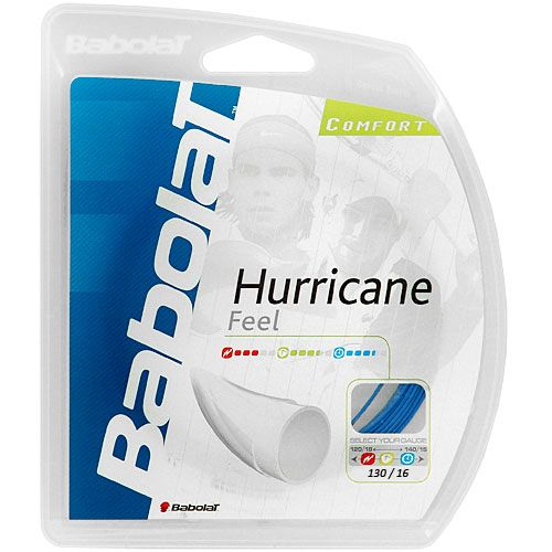 Click Image Above To Buy: Babolat Hurricane Feel 16: Babolat Tennis String Packages