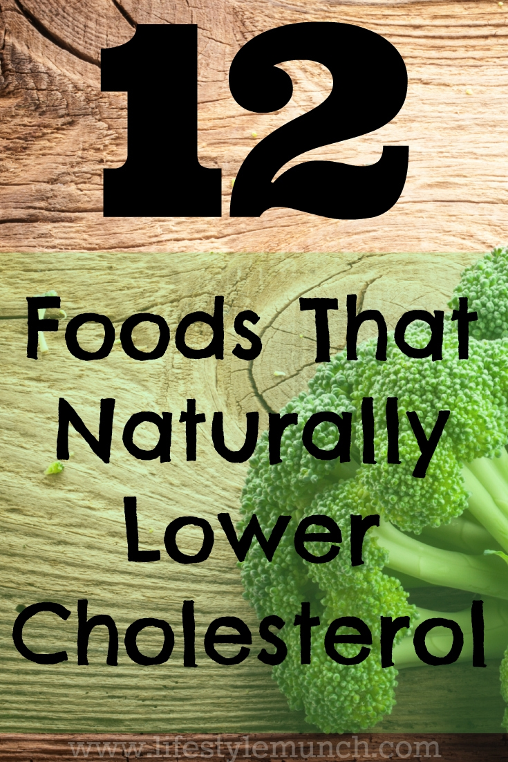 it\u2019s always best to try and treat any health issues naturally and studies have shown that simple lifestyle changes and improvements in your diet can be as effective and even more powerful than many drugs. (source: http://www.lifestylemunch.com/12-foods-that-naturally-lower-cholesterol/) #weightlossrecipes