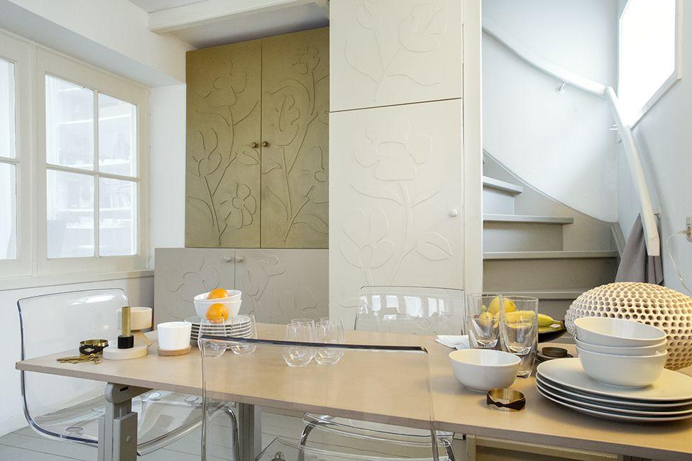 Inspirerende binnenkijker een atelier thuis decoration