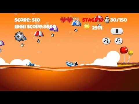 Super Penguin Rescue Trailer - YouTube
