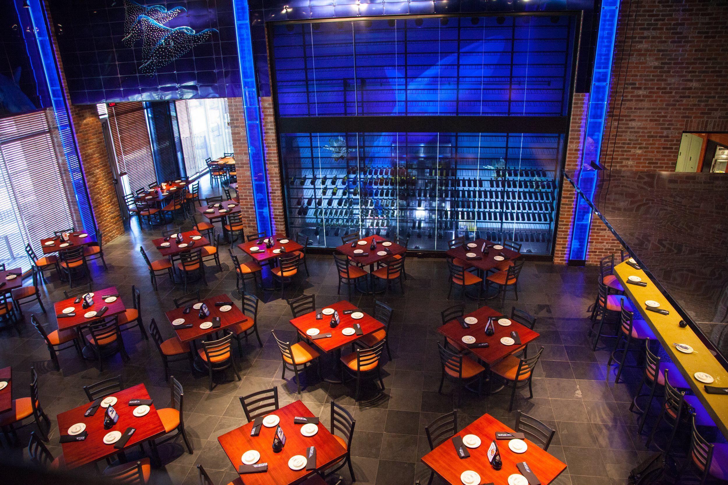 Blue Fish Restaurant Locations