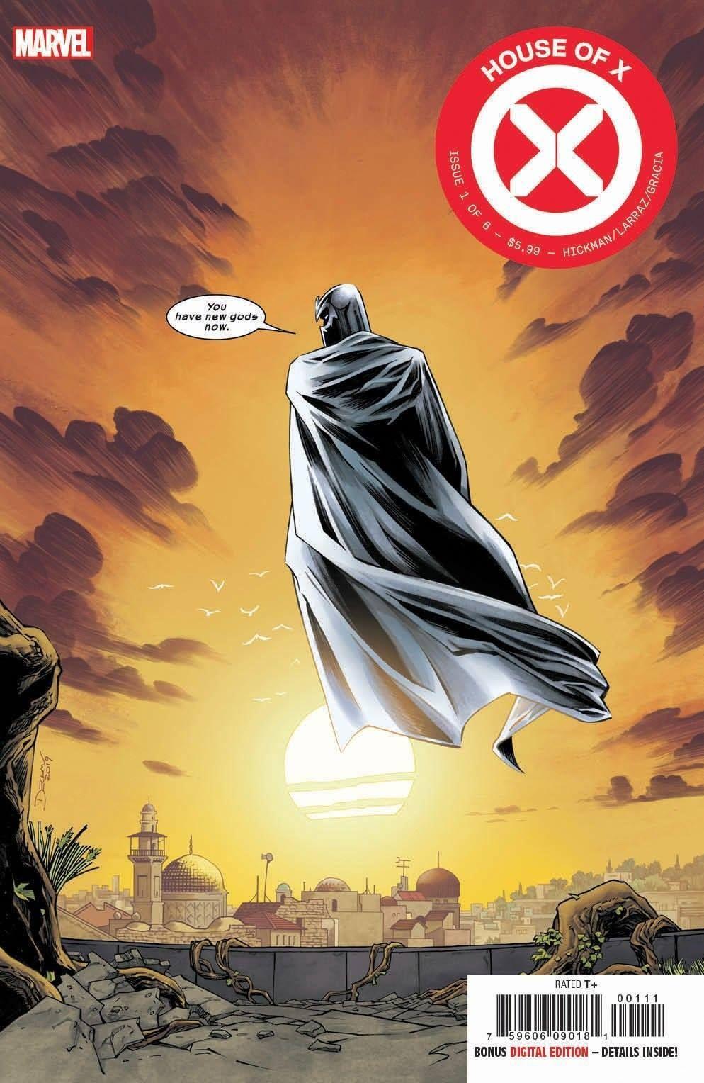 House Of X 1 Variant Cover Magneto By Declan Shalvey 3rd Reprint Cover Marvel Marvel Comics Art Marvel Comics