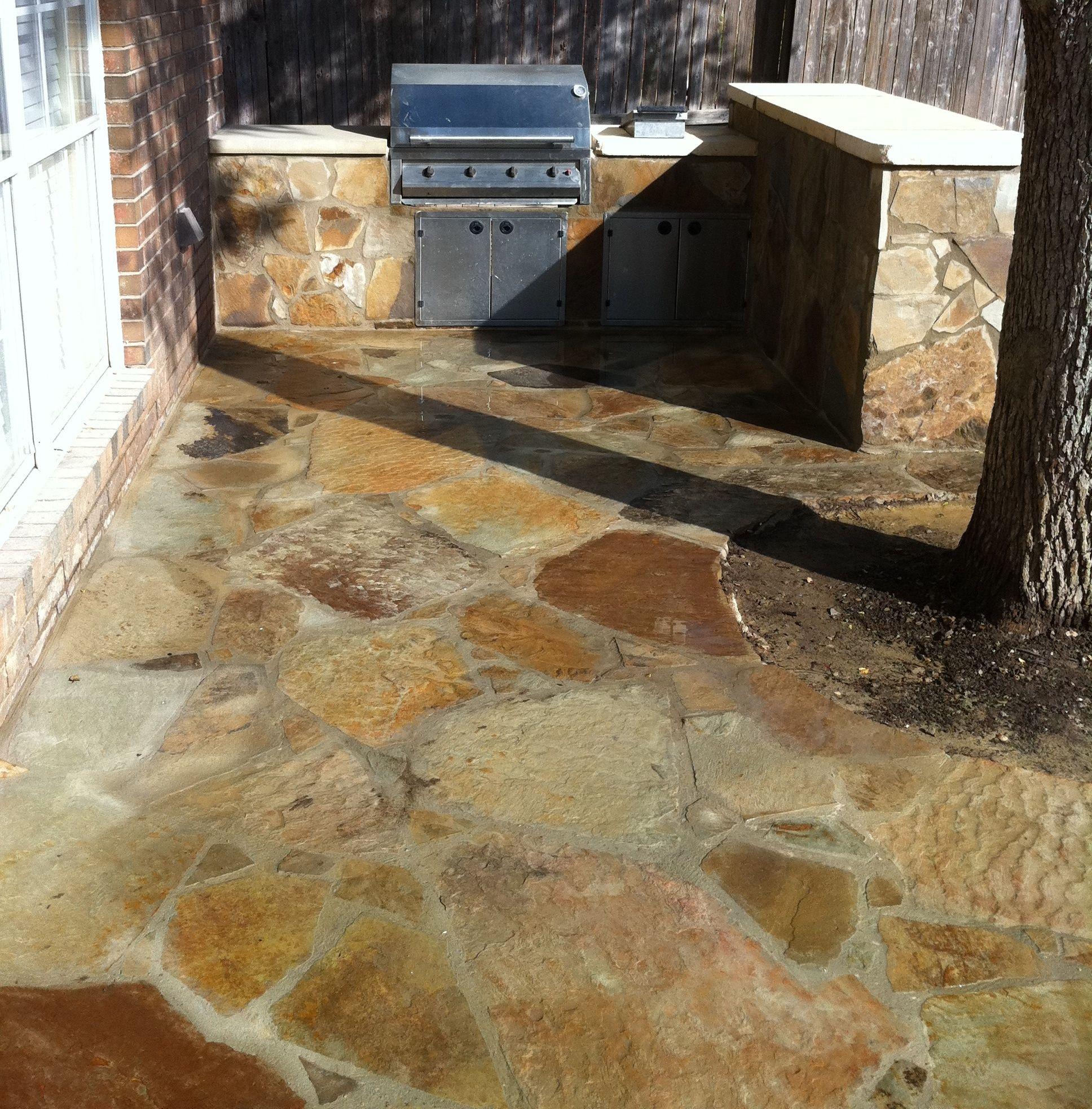 oklahoma flagstone for patio patio