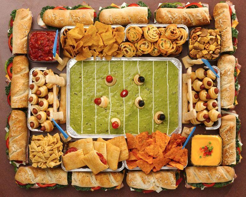 27 Botanas Y Snacks Más Extravagantes Deliciosas Para El Super Bowl