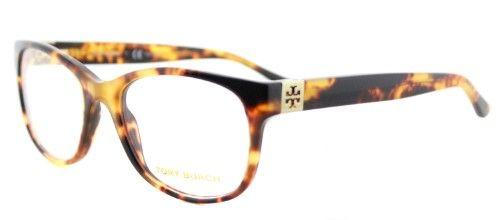 4f658b8641c Tory Burch Eyeglasses TY2066 TY 2066 1481 Tortoise Full Rim Optical Frame  51mm