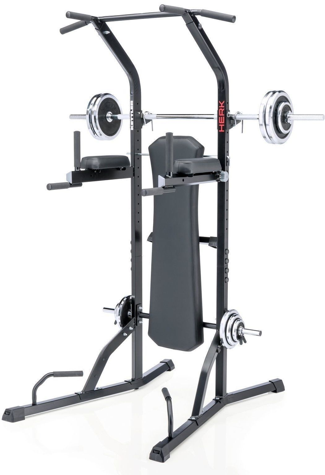 Power Tower Exercise Equipment Workout Home Gym Squat Rack Bench Press Pull Up Ebay No Equipment Workout Gym Equipment Workout Home Workout Equipment