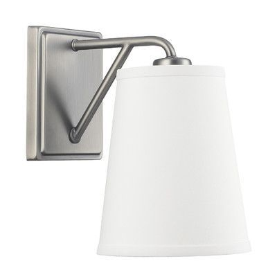 Capital Lighting East Village 1 Light Wall Sconce