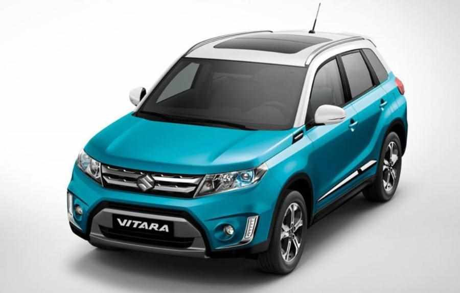 New Suzuki Grand Vitara 2019 2020 Model Year Suzuki Cars Small