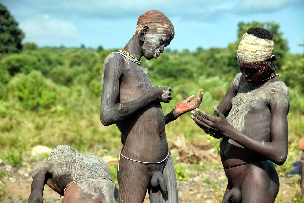 Naked african tribes pictures — photo 3