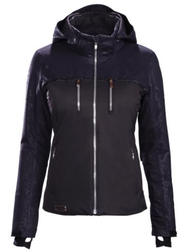 Descente Ski Wear 2018 Technical Fashionable Ski Jacket Women Ski Women Fashion