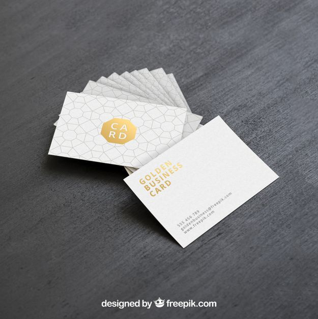 Download Golden Business Card Mock Up For Free Business Card Mock Up Cleaning Business Cards Printing Business Cards
