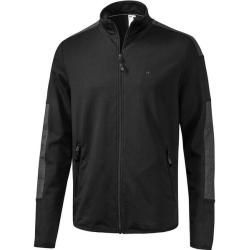 Joy Herren Sweatjacke Pierre, Größe 52 in black, Größe 52 in black
