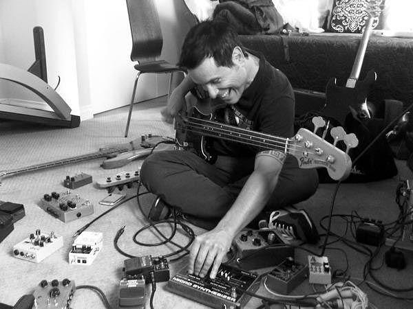 Juan Alderete - Mars Volta