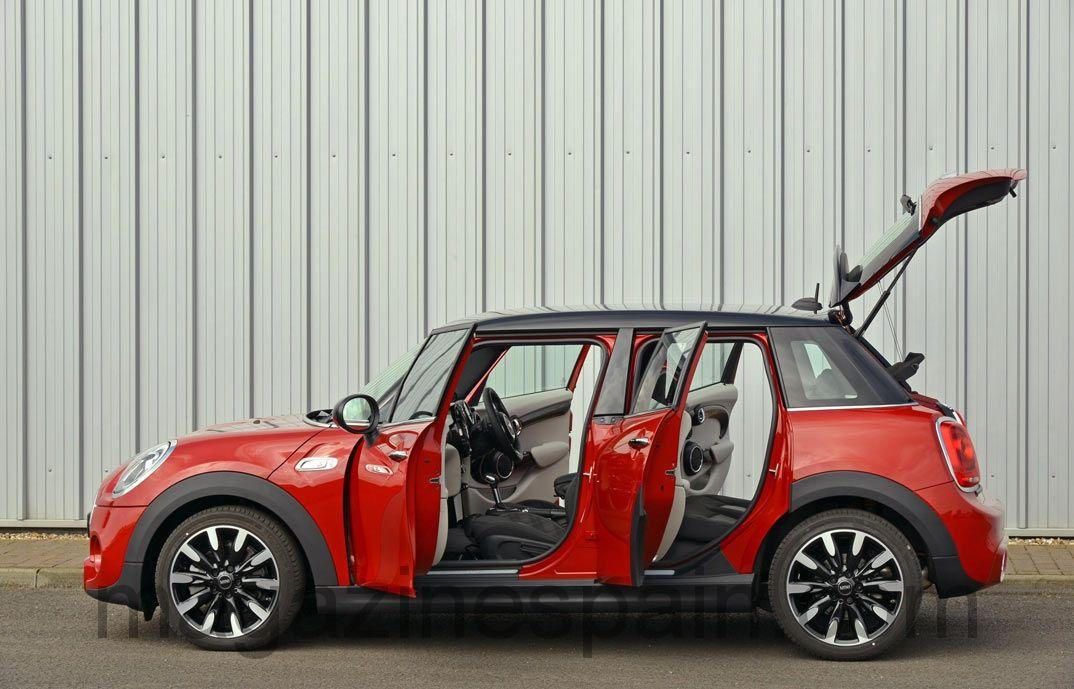 Mini 5 Puertas Fiat And Cars