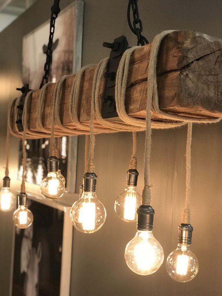 Carroll Industrial Chandelier #wohnzimmer #einrichten #dekoration