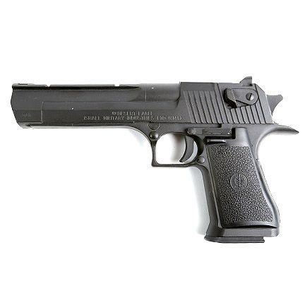 THE MATRIX RELOADED - Agent Smith (Hugo Weaving) prop Desert Eagle pistol   The Golden Closet