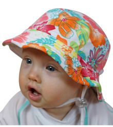 Baby Bucket Hat by Sun Emporium UPF 50+