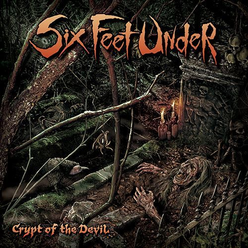 Six Feet Under New Song Stab Available For Streaming With Images Six Feet Under