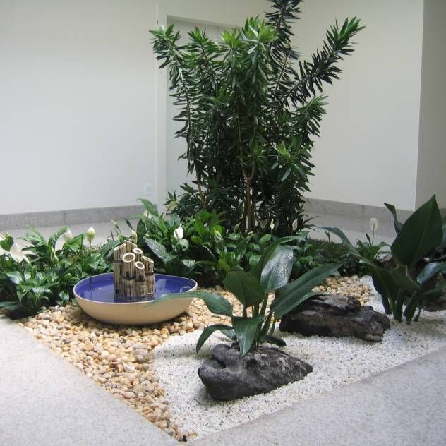 Im genes de decoraci n y dise o de interiores jardines for Decoracion de interiores argentina